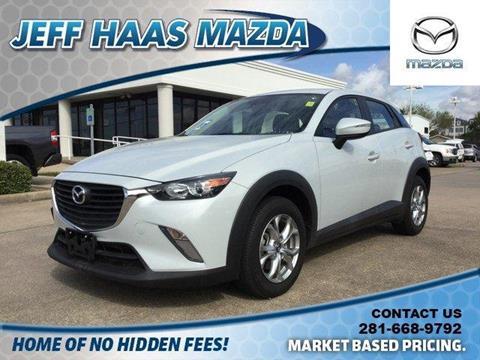 2016 Mazda CX-3 for sale in Houston, TX