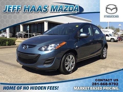 2014 Mazda MAZDA2 for sale in Houston, TX