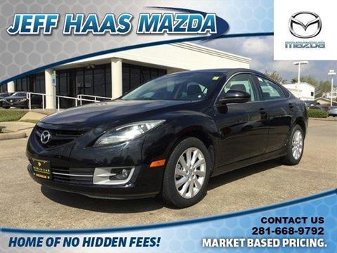 2013 Mazda MAZDA6 for sale in Houston, TX