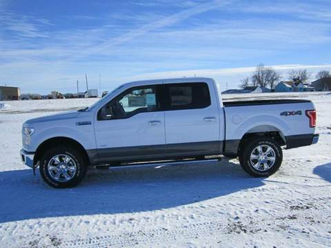 2017 Ford F-150 for sale in Sibley, IA