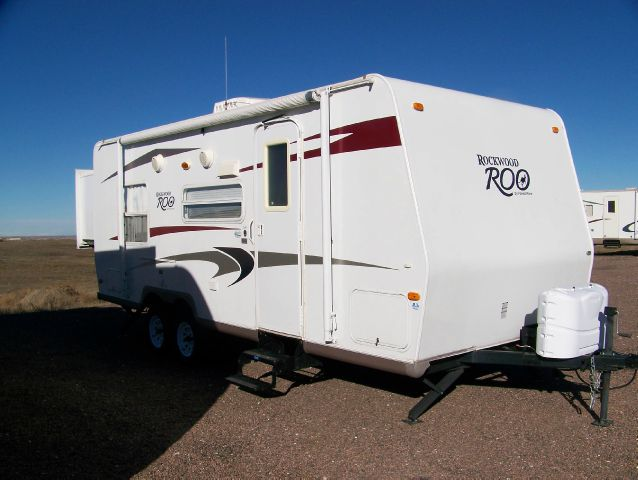 Rockwood roo 23rs travel trailer : Attack and release black keys