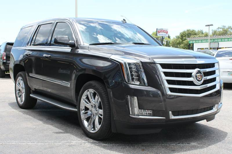 2015 cadillac escalade 4x4 luxury 4dr suv in sarasota fl paul yoder auto sales. Black Bedroom Furniture Sets. Home Design Ideas