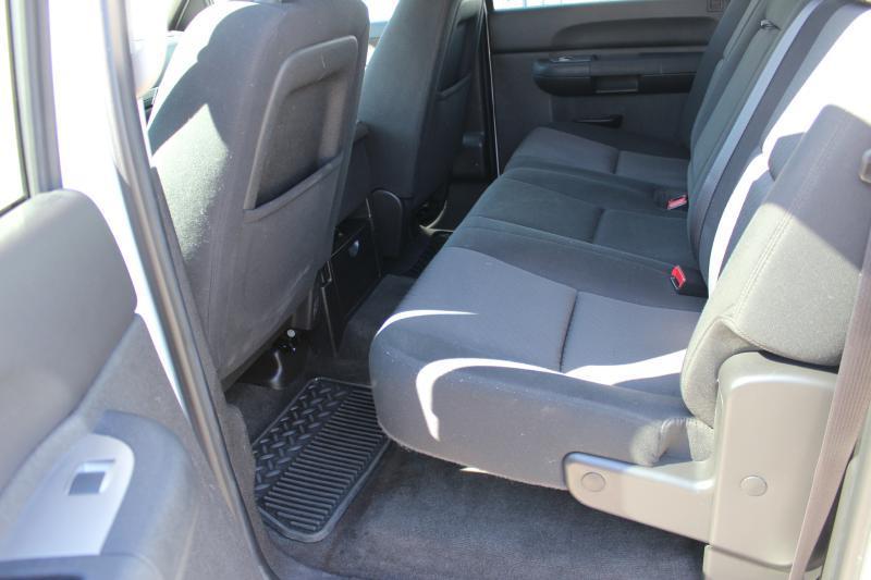 2011 Chevrolet Silverado 1500 4x4 LT 4dr Crew Cab 5.8 ft. SB - Wellsboro PA