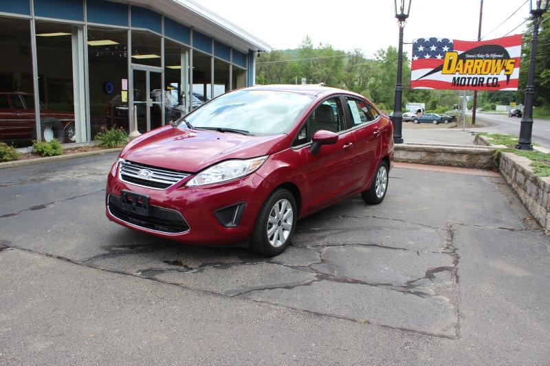 2011 Ford Fiesta SE 4dr Sedan - Wellsboro PA