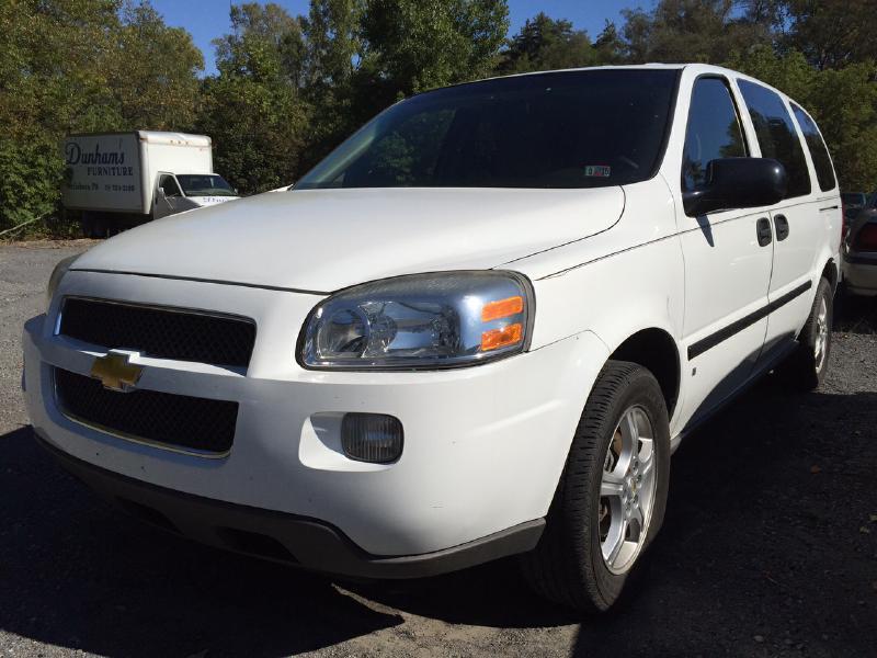 2007 Chevrolet Uplander LS 4dr Extended Mini-Van - Wellsboro PA