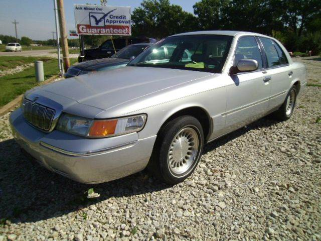 2001 mercury grand marquis ls premium 4dr sedan in eldon mo lakeview auto sales. Black Bedroom Furniture Sets. Home Design Ideas