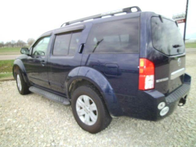 2006 Nissan Pathfinder SE Off-Road 4dr SUV 4WD - Eldon MO