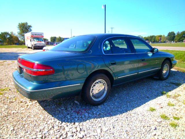 1995 Lincoln Continental Base 4dr Sedan - Eldon MO