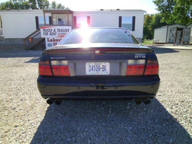 2002 Cadillac Seville STS 4dr Sedan - Eldon MO