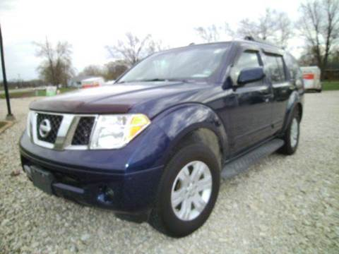 2006 Nissan Pathfinder for sale in Eldon, MO