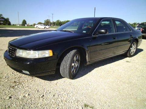 2002 Cadillac Seville for sale in Eldon, MO