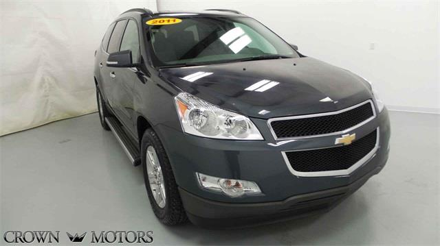 2011 chevrolet traverse for sale in michigan. Black Bedroom Furniture Sets. Home Design Ideas