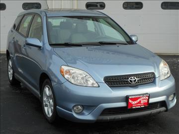 2006 Toyota Matrix for sale in Tilton, NH