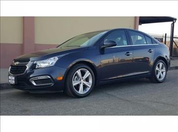 2015 Chevrolet Cruze for sale in Visalia, CA