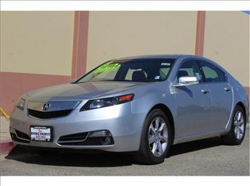 2013 Acura TL for sale in Visalia, CA