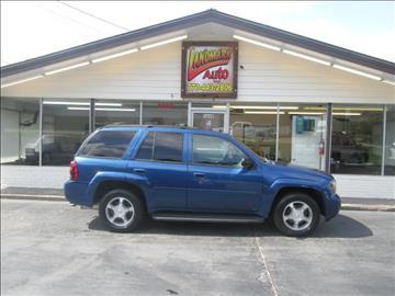 2006 Chevrolet TrailBlazer for sale in Hiram, GA