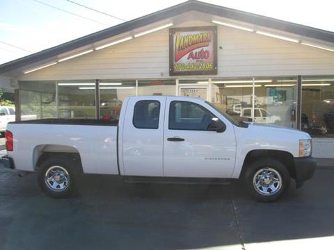 2011 Chevrolet Silverado 1500 for sale in Hiram, GA