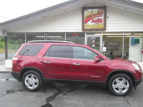 2008 GMC Acadia for sale in Hiram, GA