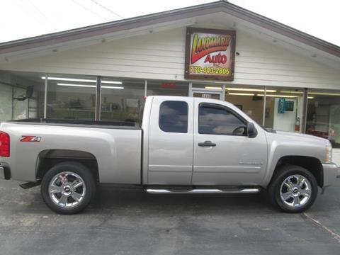 2008 Chevrolet Silverado 1500 for sale in Hiram, GA
