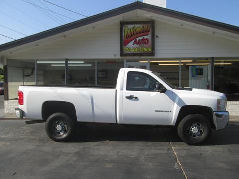 2007 Chevrolet Silverado 2500HD for sale in Hiram, GA