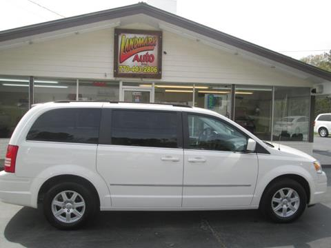 2010 Chrysler Town and Country for sale in Hiram, GA