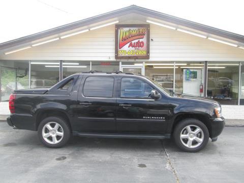 2007 Chevrolet Avalanche for sale in Hiram, GA