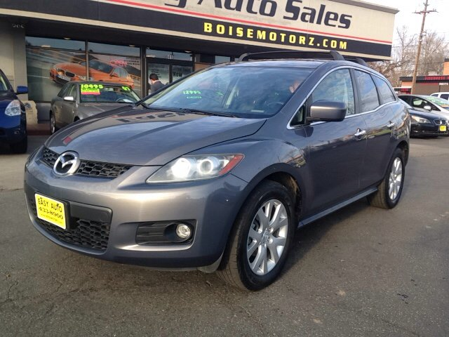 2008 mazda cx 7 grand touring awd 4dr suv in boise id easy auto sales. Black Bedroom Furniture Sets. Home Design Ideas
