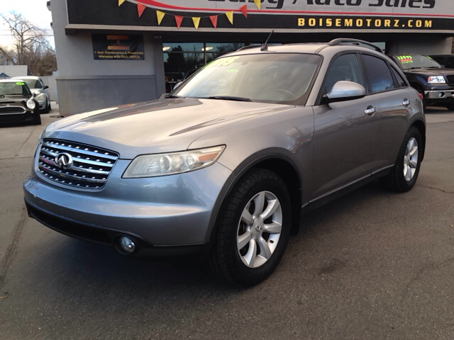 2004 Infiniti Fx35 Base Awd 4dr Suv For Sale In Boise