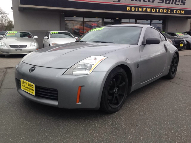 2003 nissan 350z performance 2dr coupe in boise id easy auto sales. Black Bedroom Furniture Sets. Home Design Ideas