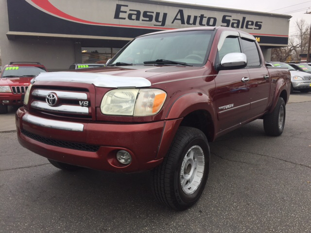 Easy Auto Sales Boise >> 2005 Toyota Tundra SR5 4dr Double Cab 4WD SB V8 In Boise ID - Easy Auto Sales