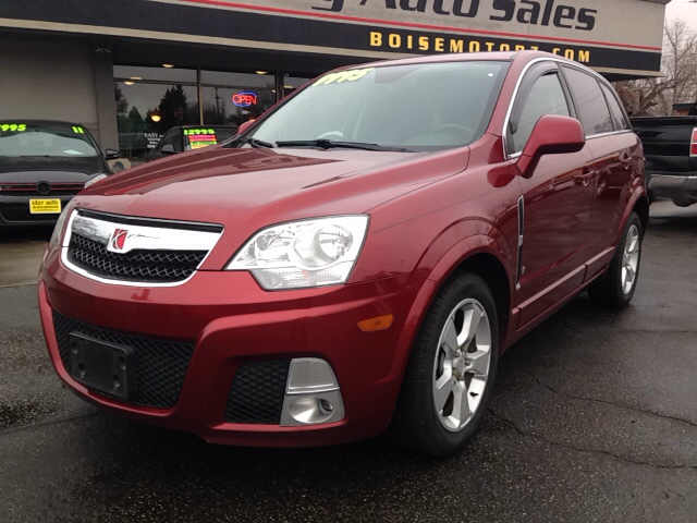2008 saturn vue red line 4dr suv in boise id easy auto sales. Black Bedroom Furniture Sets. Home Design Ideas