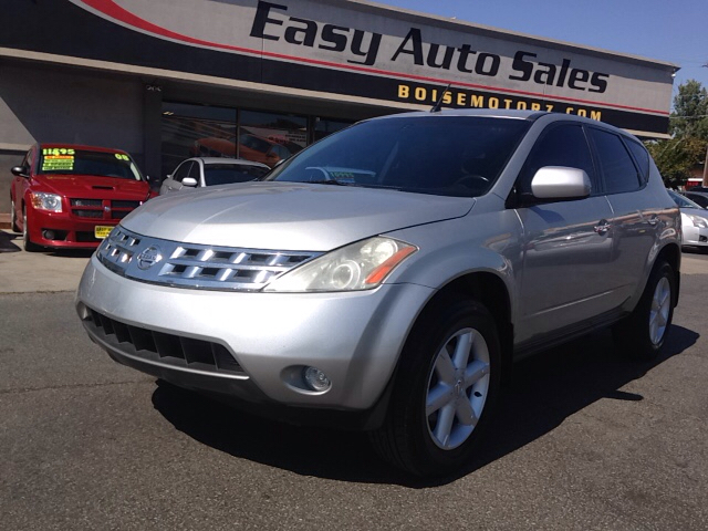 2005 nissan murano se awd 4dr suv in boise id easy auto sales. Black Bedroom Furniture Sets. Home Design Ideas