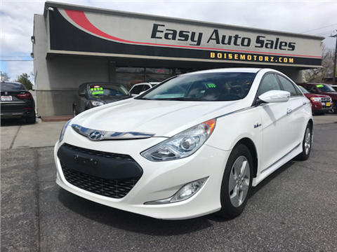 2015 Hyundai Sonata Hybrid for sale in Boise, ID
