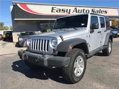 2007 Jeep Wrangler Unlimited for sale in Boise, ID