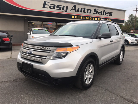2011 Ford Explorer for sale in Boise, ID