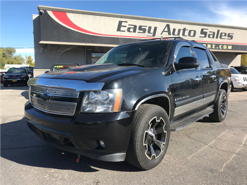 2007 Chevrolet Avalanche for sale in Boise, ID