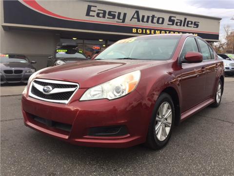 2012 Subaru Legacy for sale in Boise, ID