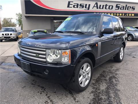 2004 Land Rover Range Rover for sale in Boise, ID