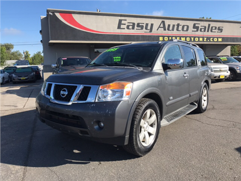 2008 Nissan Armada for sale in Boise, ID