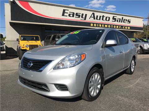 2012 Nissan Versa for sale in Boise, ID