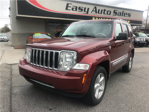 2008 Jeep Liberty for sale in Boise, ID
