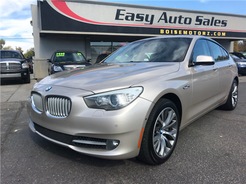 2010 BMW 5 Series for sale in Boise, ID