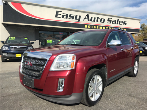 2010 GMC Terrain for sale in Boise, ID