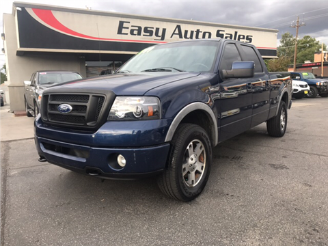 2007 Ford F-150 for sale in Boise, ID