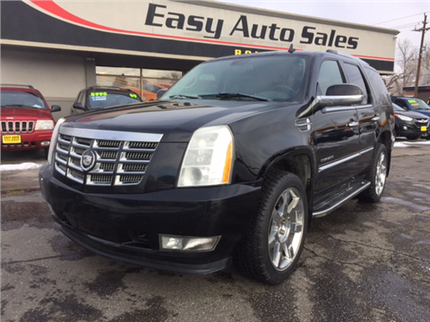 2007 Cadillac Escalade for sale in Boise, ID