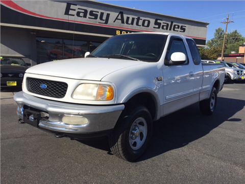 1997 Ford F-150 For Sale - Carsforsale.com