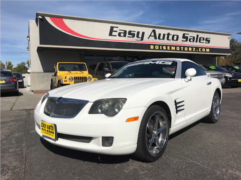 2004 Chrysler Crossfire for sale in Boise, ID