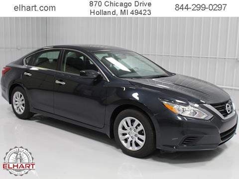 2017 Nissan Altima for sale in Holland, MI