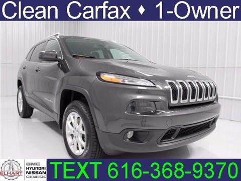 2014 Jeep Cherokee for sale in Holland, MI