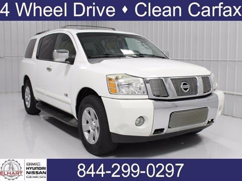 2006 Nissan Armada for sale in Holland, MI